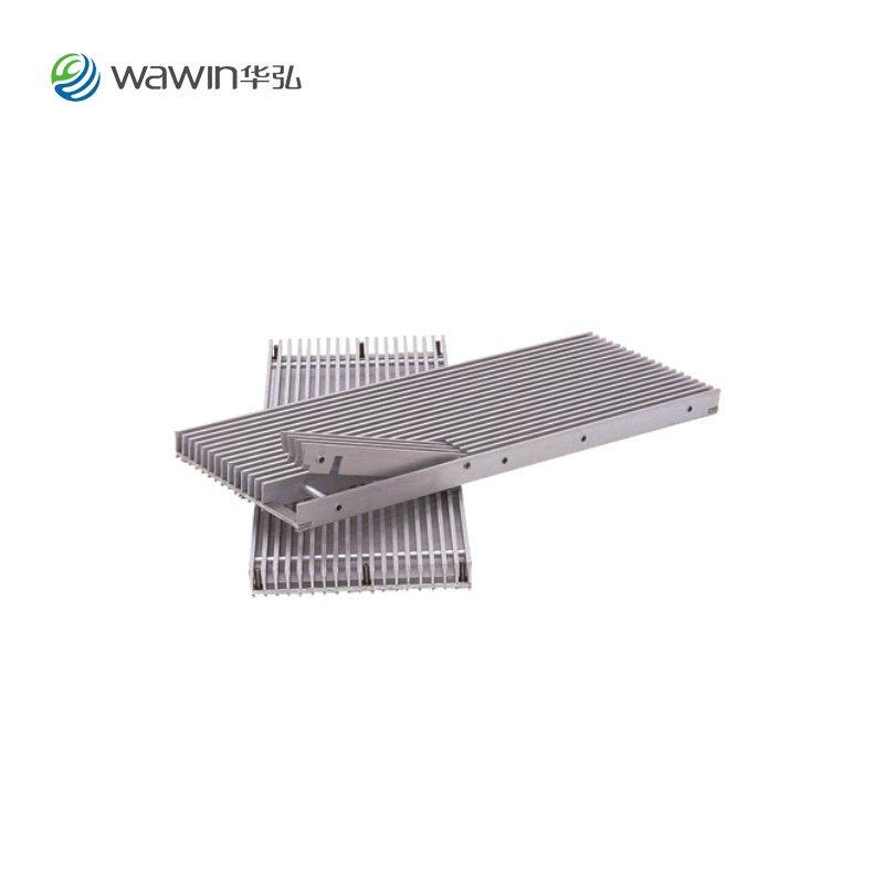 Floor air vent - frameless [fd-n] with access door