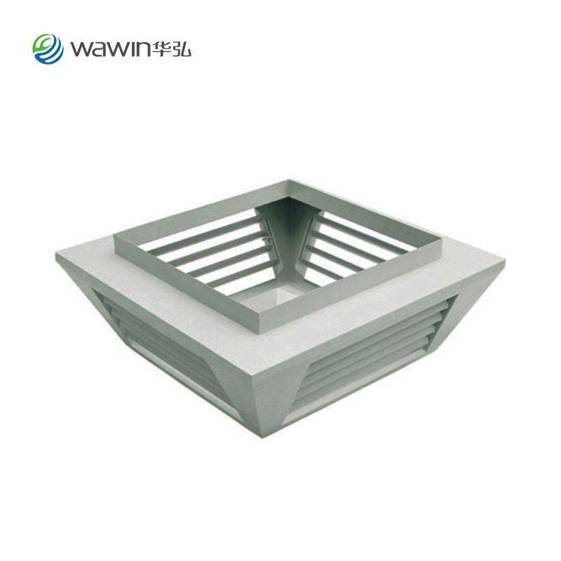 Box type four side adjustable air supply outlet [mag-4w]