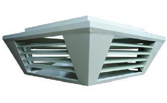 FK-XF4,Four-sides Ventilate Mushroom