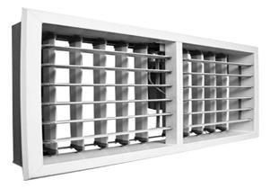 FK-EPG-F,Electric-control Plastic Regulating Air Grille