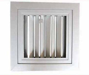 FK-KGB,Door-hinged Adjustable Supply Air Grille
