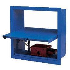 PRK-2,Automatic Panel Smoke Damper