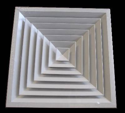 FK-FS1,Square Ceiling Diffuser